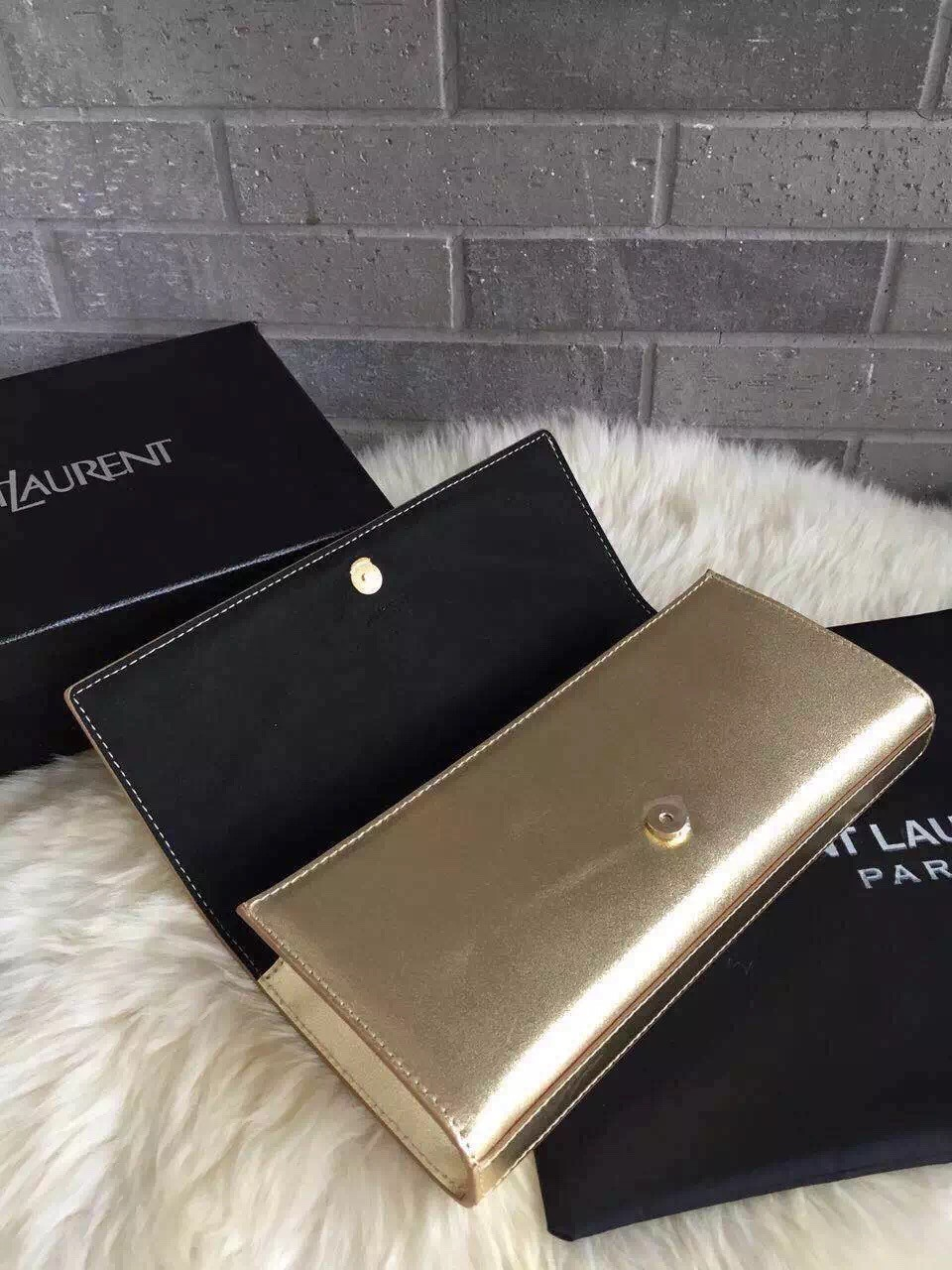 Replica Imitation Bags Sac Yves Saint Laurent Golden